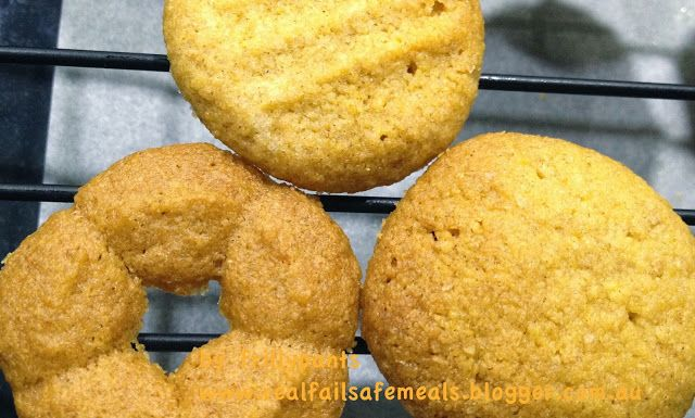 Besan biscuits. One of my faves