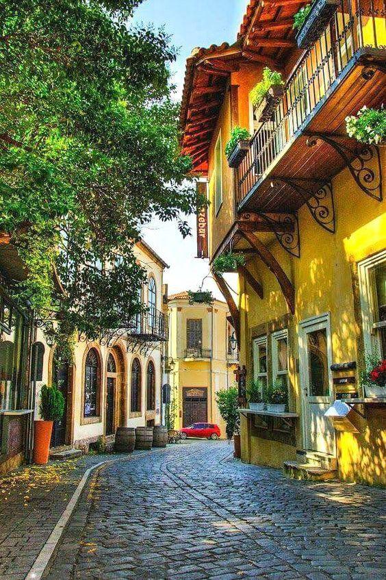 Xanthi #Thrace #Greece