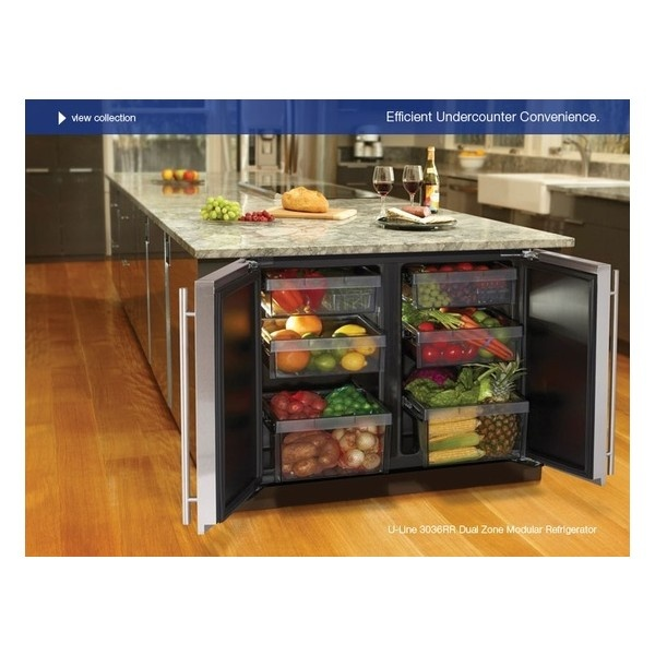 Kitchen Island Refrigerator: 84 Best Images About Decorating & Staging Mobile Home