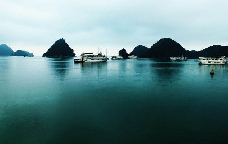 Ha Long Bay, Vietnam, Cruise, sea