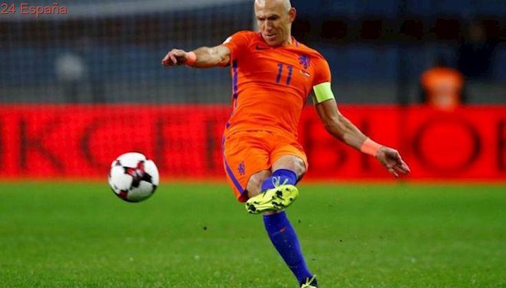 Holanda: del fútbol total al fútbol fantasma