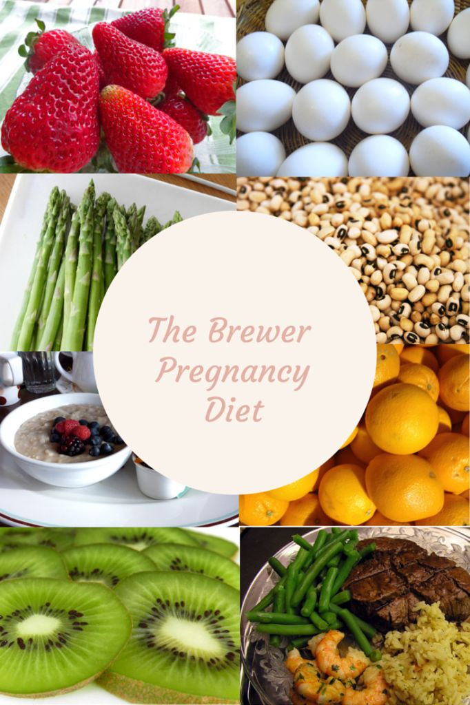 The Brewer Pregnancy Diet - inspiredbirthpro.com