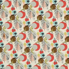 eclectic upholstery fabric by Drygoods Design Online