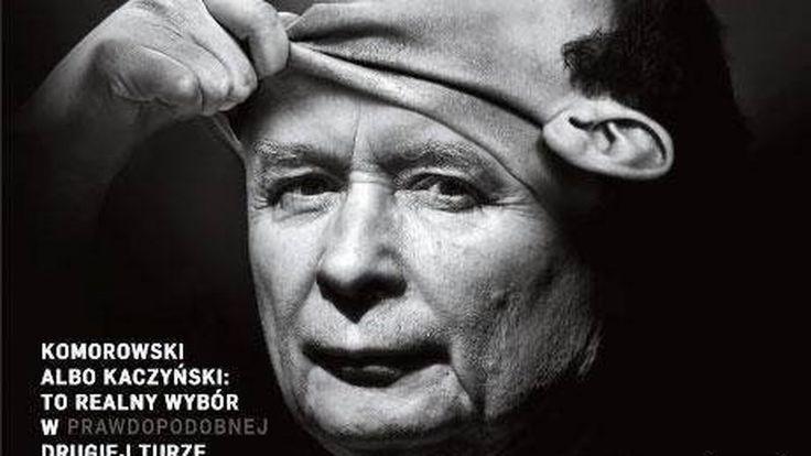 Wybory prezydenckie: mocne okładki najwiekszych gazet #wybory2015 #Polska