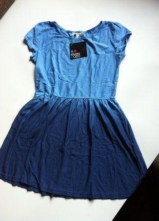 Kurze kleider blau