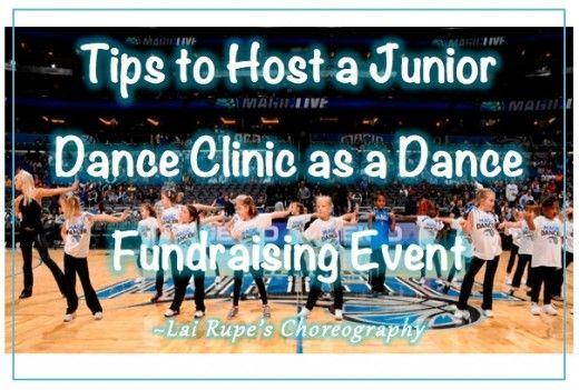If you are a Dance Studio Owner or a Drill Team Coach, hosting a Junior Dance Clinic is the perfect fundraiser to benefit young children and help earn some extra funds for your dancers.