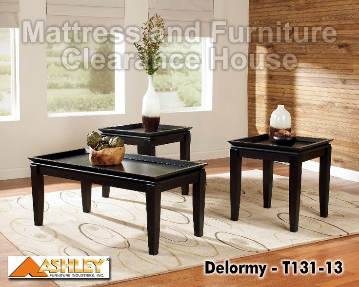 Delormy - Occasional Table Set (Set of by Signature Design by Ashley. Get your Delormy - Occasional Table Set (Set of at Furniture Warehouse ... & 41 best Coffee Tables images on Pinterest | Cocktail tables Coffee ...