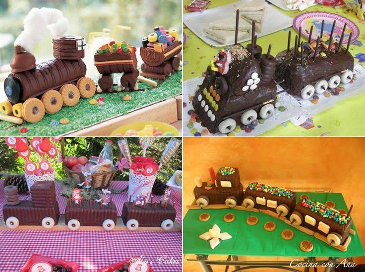 Te gustaría hacer un pastel con forma de tren pero te parece una misión imposible. Pues no debes preocuparte, ya que para elaborar alguno de estos pasteles no se requiere ser una experta, puedes hacerlo de forma sencilla y fácil en casa, sin necesidad de comprar demasiados productos o utensilios de cocina. Como podrás ver …