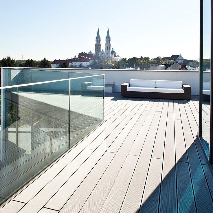 UPM ProFi Deck, Sunny Beige, Vienna, Austria