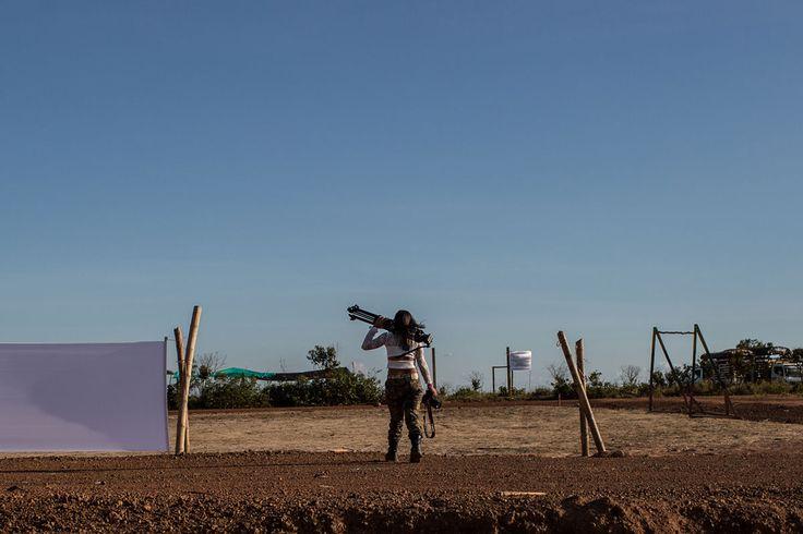 Civilians, FARC hold vigil following revised peace deal - Al Jazeera English