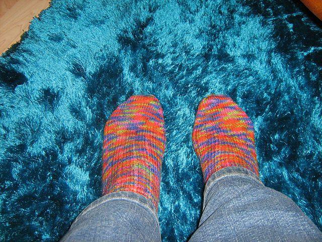 Ravelry: Virtuallintu's Socks
