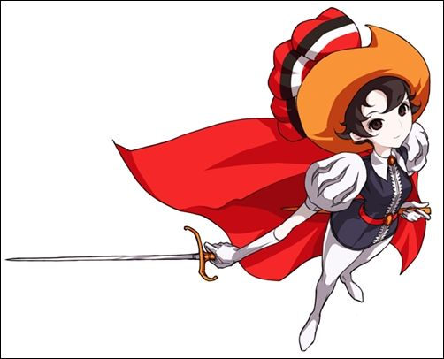 SAPPHIRE PRINCESS KNIGHT Sapphire Princess Knight (Princesa Safira)