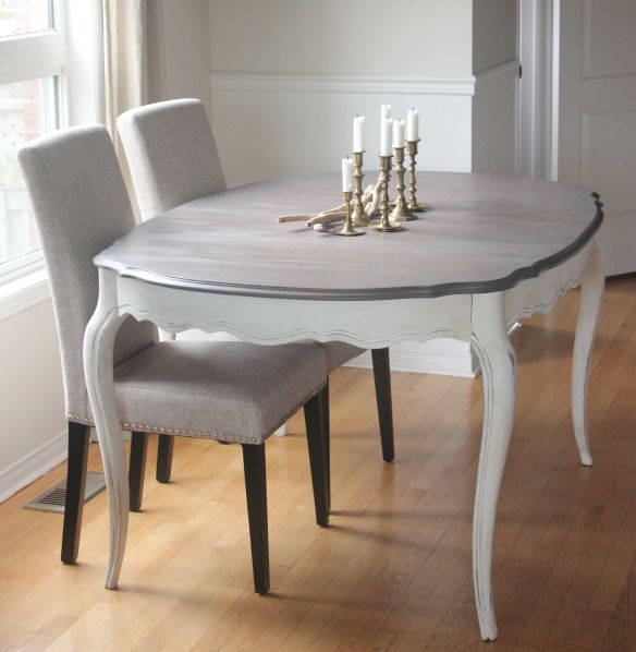 French Dining Room Table: 21 Best Dining Tables Chalk Paint® Images On Pinterest