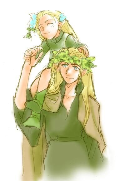 Father and Son by h-muroto.deviantart.com on @deviantART