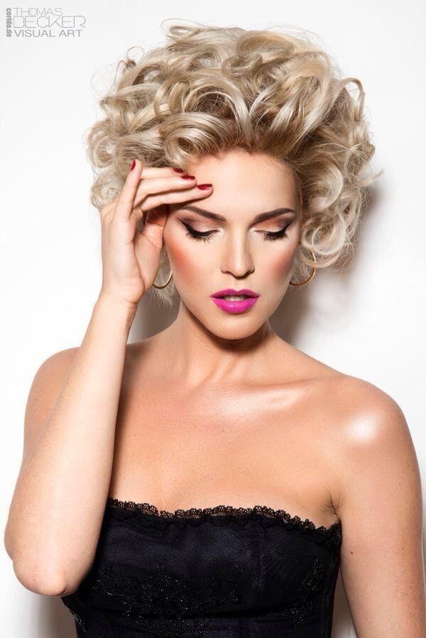 Makeup&Hair Ksenia Fertich  www.visagistin-charisma.de