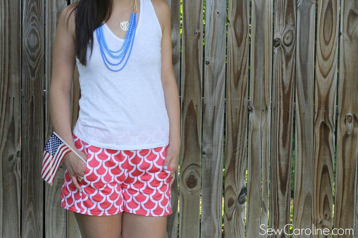Perfect shorts pattern!