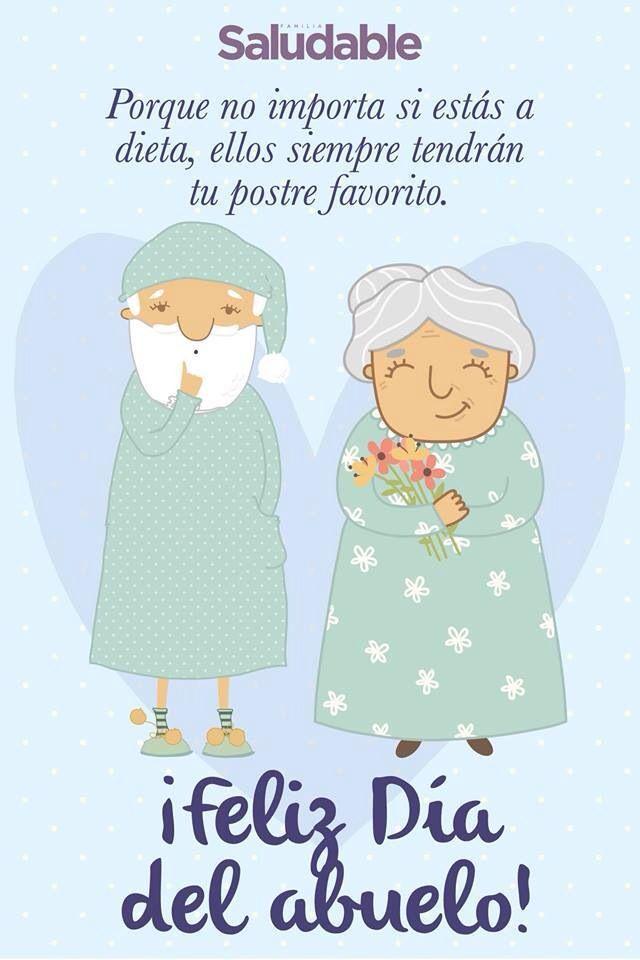 el/la abuelo/ grandmother/grandfather