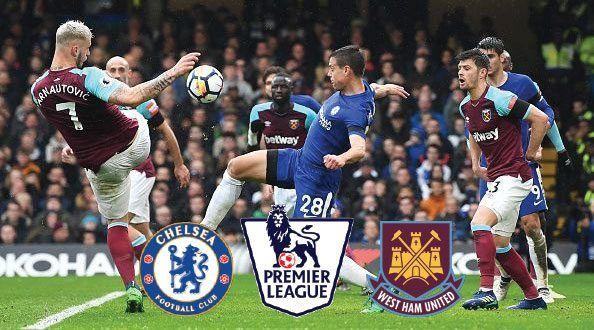 Chelsea Vs West Ham United Chelsea Vs West Ham Premier Football
