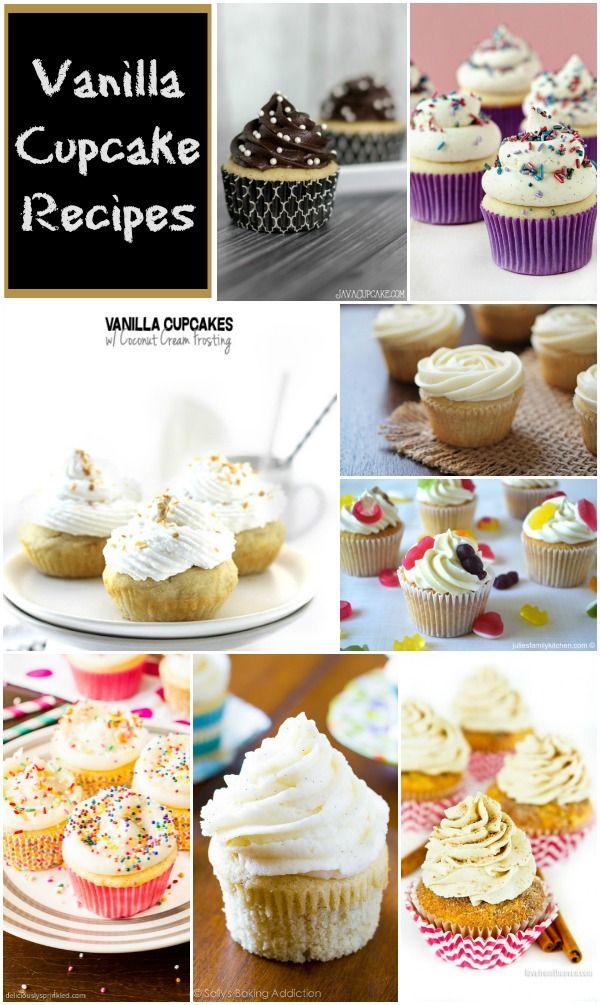 Cupcakes on Pinterest | Christmas cupcakes, White chocolate cupcakes ...