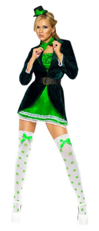Tubes St-Patrick png