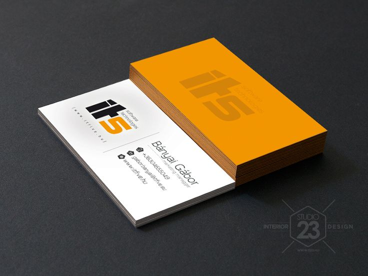 IT5 's namecard by s23.hu