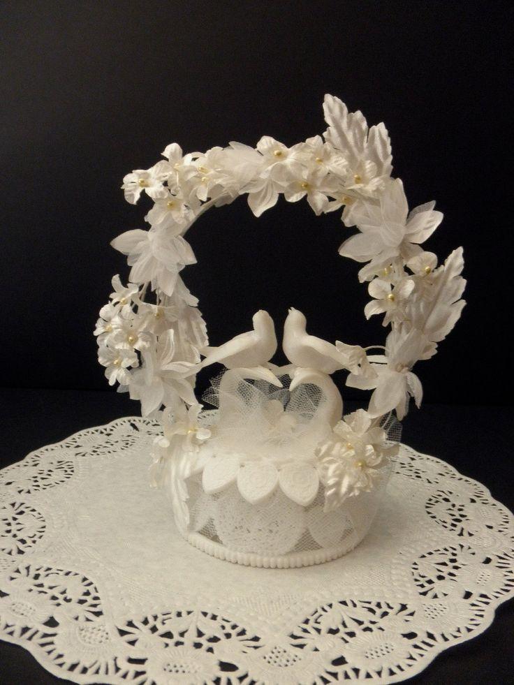 9 best Wedding Cake Toppers images on Pinterest | Cake wedding ...