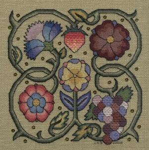 Sweet bag- Sharon Cohen design (Nostalgic Needle)