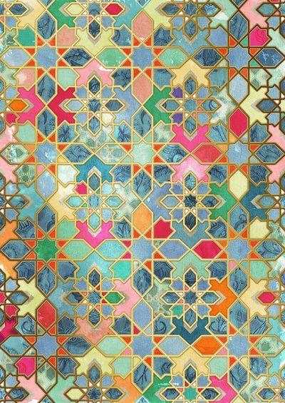 Tilework - Morocco