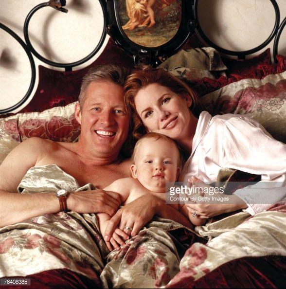 Melissa Gilbert Wedding Bruce Boxleitner | Melissa Gilbert, Bruce Boxleitner & their son Michael; Melissa Gilbert ...
