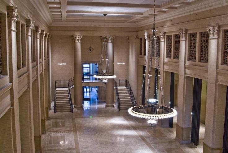 Reserve Room Mason Hall