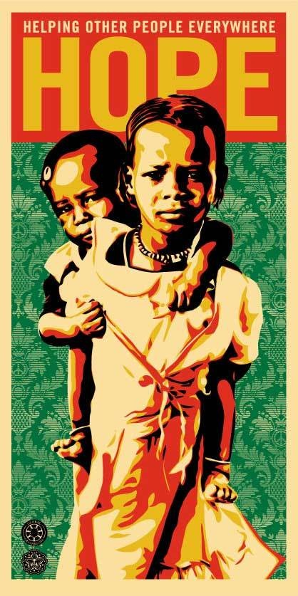82 best obey images on Pinterest   Posters, Shepard fairey obey and ...