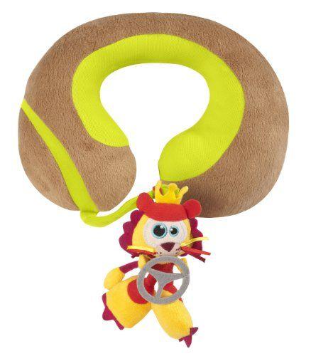Babymoov A104708 - Cojín para el cuello con león de peluche Ver más http://bebe.deskuentos.es/comprar/accesorios-sillas-de-coche-y-accesorios/babymoov-a104708-cojin-para-el-cuello-con-leon-de-peluche/