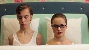 A short movie about save sex, even made shorter, Script, production and edit: Buro Klei. For: Op Syn Frysk - GGD Sense / Praat Mar Frysk)