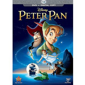 Peter Pan (Diamond Edition) (DVD + Digital Copy) (Full Frame)