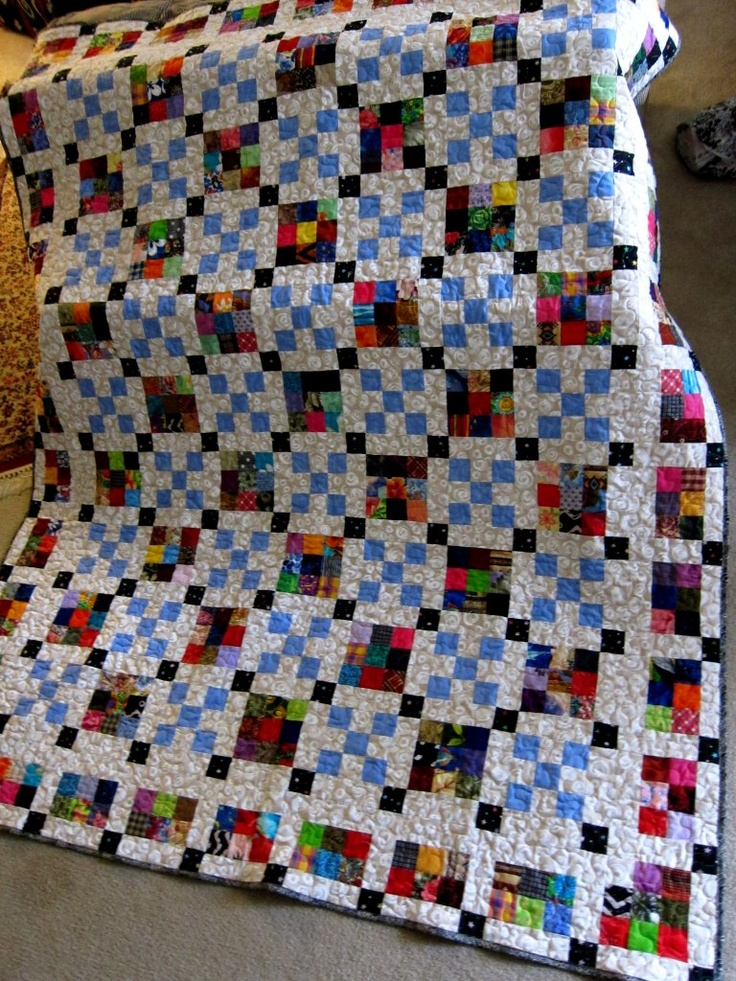 396 Best Quilts Vintage Style Images On Pinterest