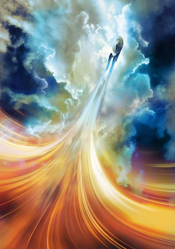 Star Trek Beyond Poster Art Silk Print Home Decor 13x20 32x48 Inch Star Trek Starships Star Trek Wallpaper Star Trek Art