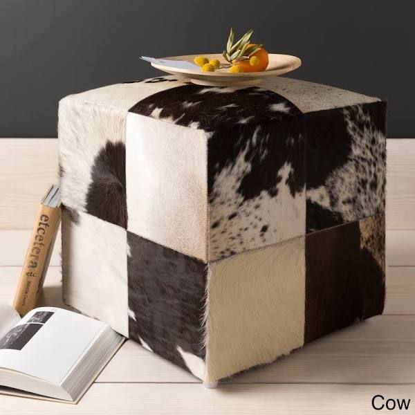 88 Best Images About Ottomans On Pinterest: 88 Best Cow Print Images On Pinterest