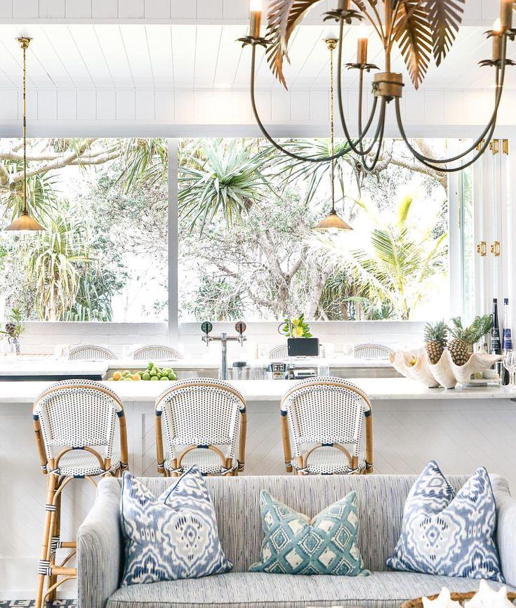"Halcyon House on Instagram: ""Beachfront + bar = best seats on the east coast. #halcyonhouse #cabaritabeach"""