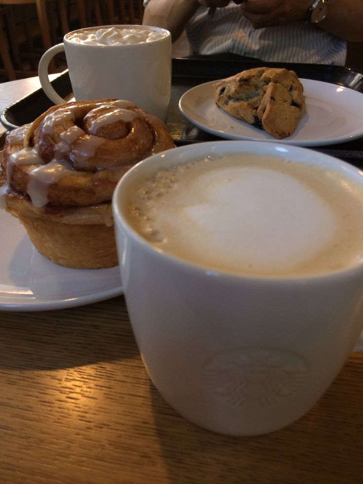 Breakfast @ Starbucks