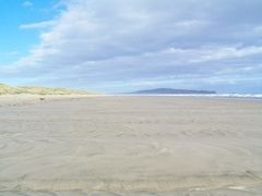 Oreti Beach Invercargill . . . where you learn to drive.