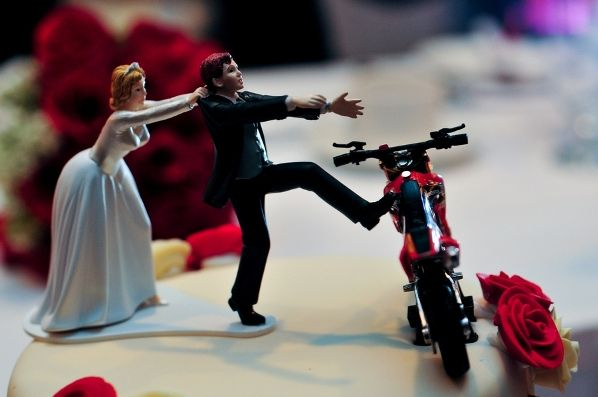 noivos de moto - Pesquisa Google