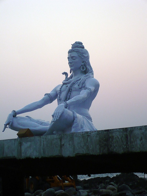 Lord Shiva - Hindu God of Destruction  and transformation of the Worlds