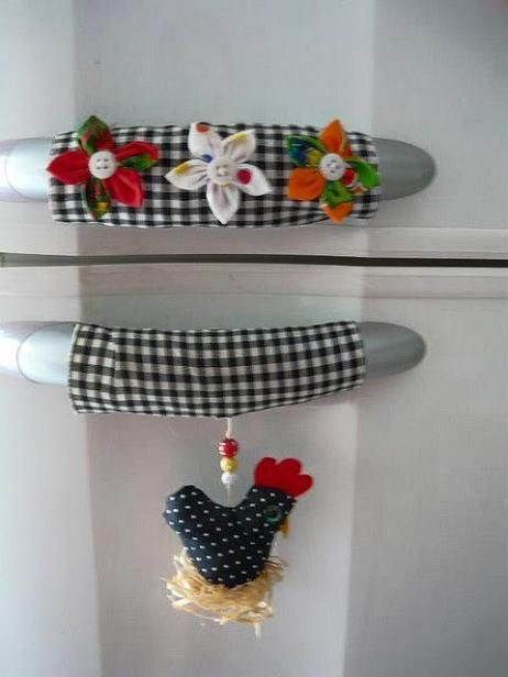 decorare manere frigider 6