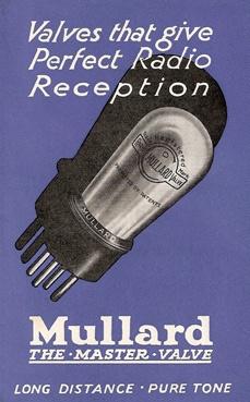 Mullard pamphlet