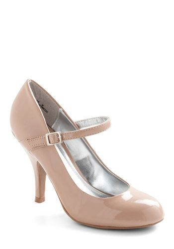 Impeccable Poise Heel, #ModCloth