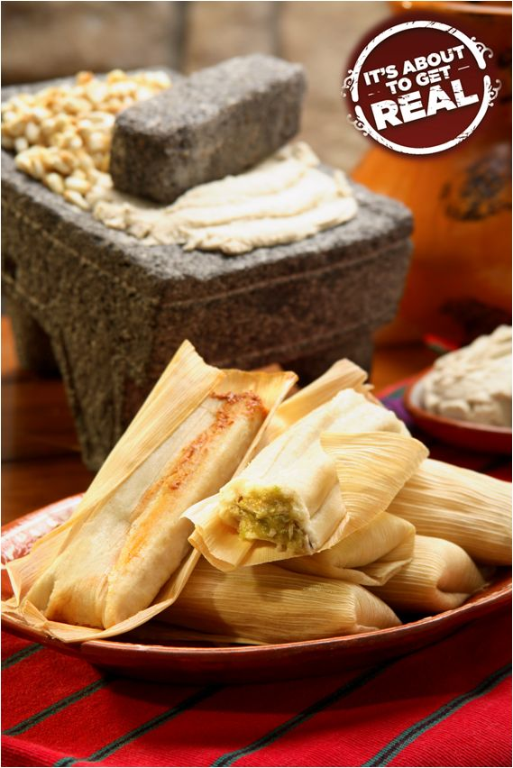 how to make mexican tamales with prepared masa