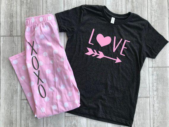 I Love Heart Nicole Pink Kids T-Shirt