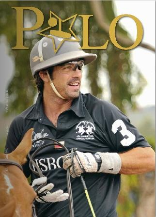 """Edición 42  """"Nacho Figueras"""", Revista POLO"""