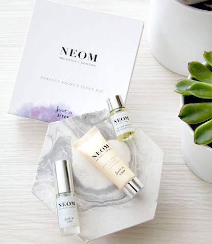 NEOM organic skincare
