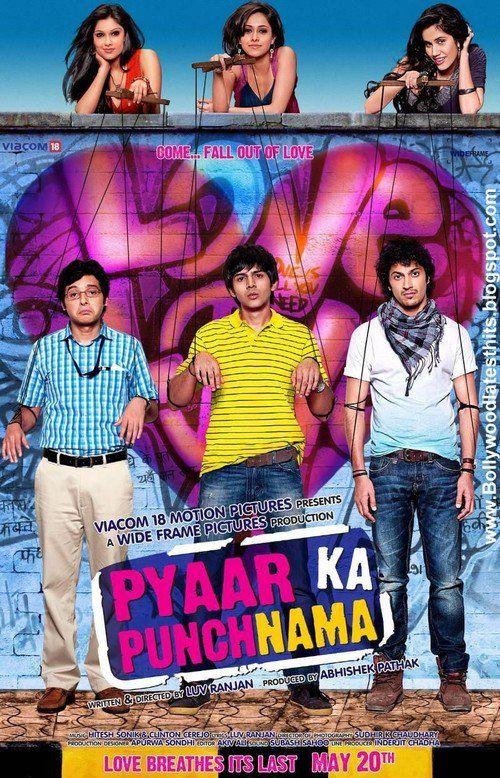 Watch Pyaar Ka Punchnama Full-Movie